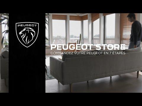 Musique pub Peugeot  STORE : Commandez votre Peugeot en ligne en 7 étapes !    Juillet 2021