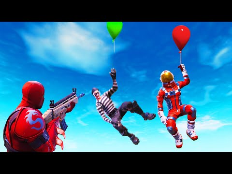 Simon Says DON'T LET GO! (Fortnite)