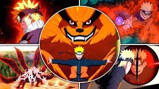 8 случаев, когда Курама СПАС Наруто от СМЕРТИ и не только... | Naruto - Naruto Shippuden