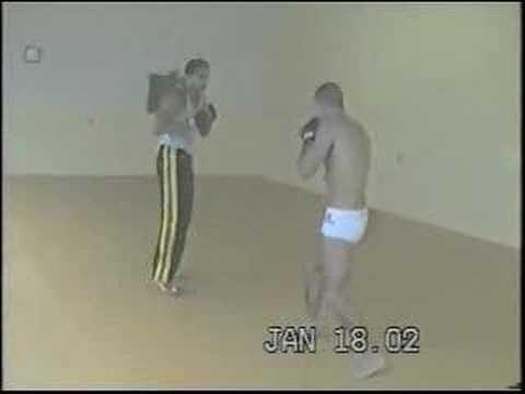 Brazilian Jiu Jitsu Ac in Indianapolis - Marcello C. Monteiro VS. Kickboxer