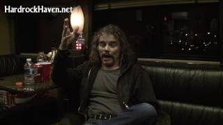 "HardrockHaven.net interview with Bobby ""Blitz"" Ellsworth of Overkill"