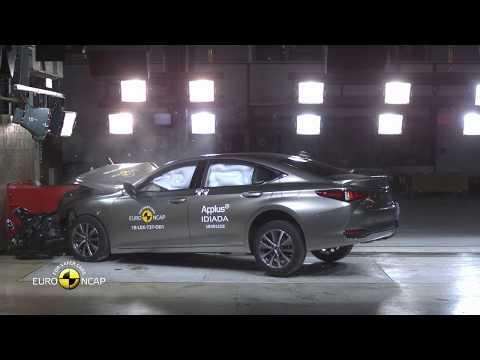 NCAP: Lexus ES