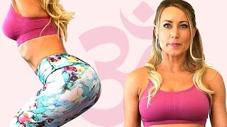 Yoga Workout for Weight Loss & Butt Building 20 Minute Beginners Friendly by PsycheTruth