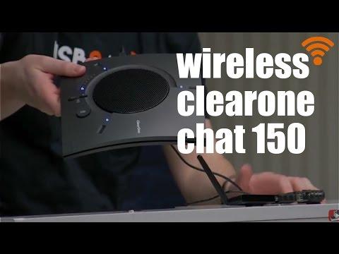 ClearOne 150 USB PC Speakerphone