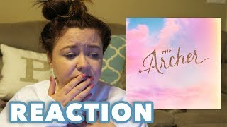Taylor Swift - The Archer Reaction