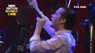 Mike Patton - Ti Offro Da Bere (Live)