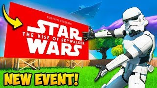 *NEW* STAR WARS WATCH PARTY EVENT!!   Fortnite Funny Fails And WTF Moments! #764