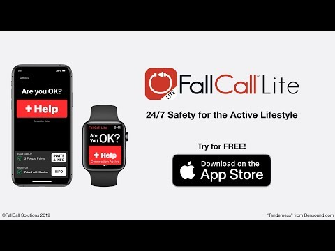 FallCall for Apple Watch & iPhone