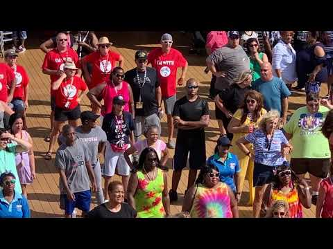 Carnival Breeze ~ Embarkation Day 09/14/19