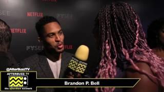 Brandon P  Bell is the new Sex Symbol