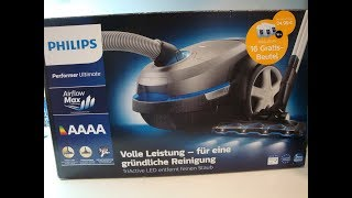 Staubsauger Philips Performer Ultimate FC8955