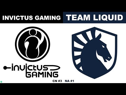 IG vs TL - Worlds 2019 Group Stage Day 8 - Invictus Gaming vs Team Liquid