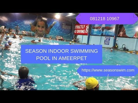 Indoor swimming pool for kids in ameerpet hyderabad