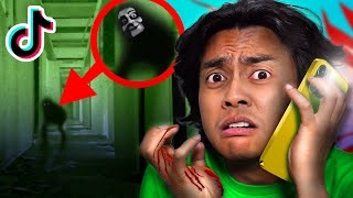 DO NOT WATCH THESE CREEPY TIKTOKS at 3AM 🤯😱