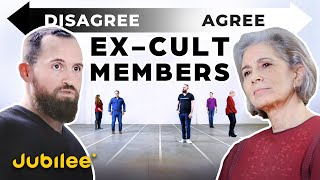 Do All Ex-Cult Members Think The Same?
