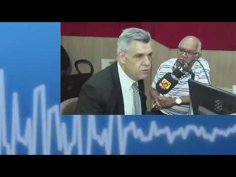 TRANSPOSIÇÃO: PROCURADOR LUCIANO ALVES EXPLICA MP 817 - Gente de Opinião