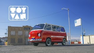 1970 Subaru 360: A Toy Van For The Street