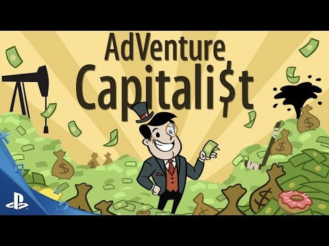 AdVenture Capitalist - Gameplay Trailer | PS4 thumbnail
