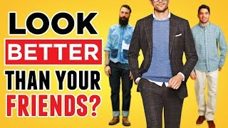 10 Style UPGRADES To Look BETTER Than Your Friends