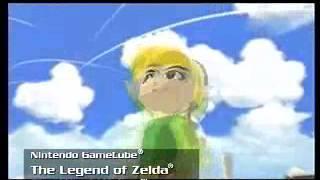 The Legend of Zelda: The Wind Waker video