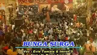 Gambar cover BUNGA SURGA--GRUP OM MONETA-(EVIE TAMALA FEAT IMRON SADEWO)