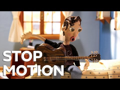 Where to study stop motion - YouTube