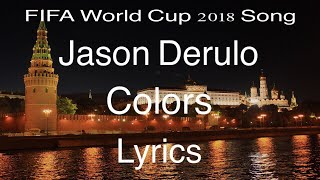 colors song lyrics jason derulo and qb - TH-Clip