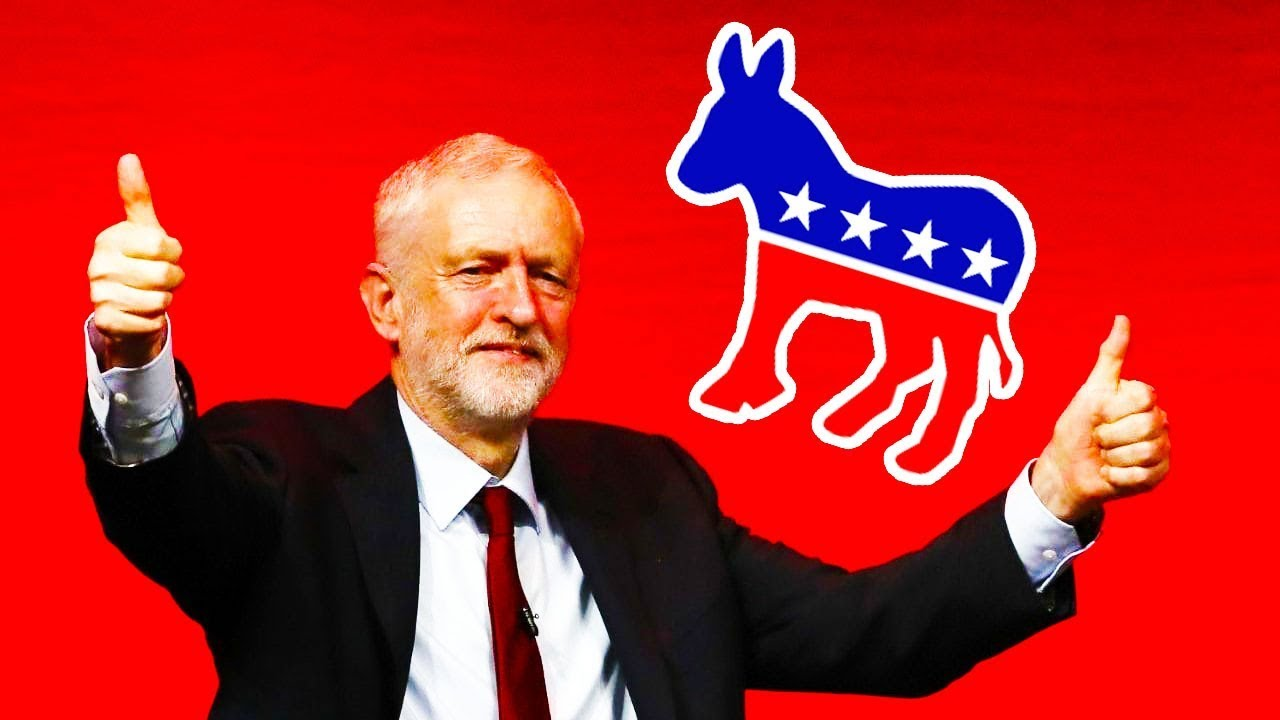 Does the Democratic Party Need A Corbyn-Like Revolution? thumbnail