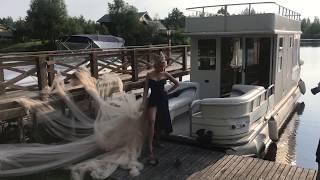 Оля Полякова впервые показала свой роскошный дом