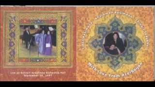 15 Fidan Kasimova Khuraman Kasimova, Fidan Kasimova, Girdim Yarin Baghcasina
