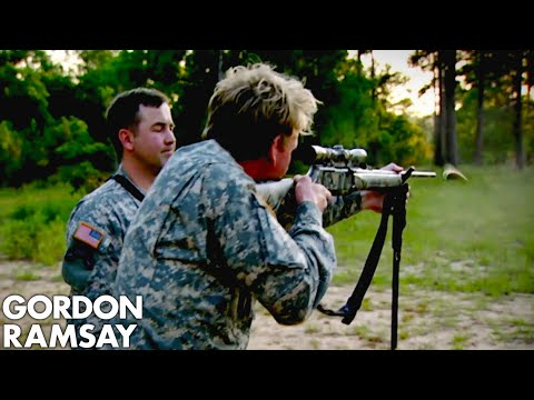 Hunting, Butchering and Cooking Wild Boar - Gordon Ramsay