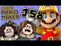 Super Mario Maker: So Many Boos! - PART 158 - Game Grumps