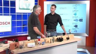 WERKZEUG TV #47 Lochsägen - Bosch