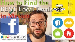 How To Find The BEST Local Deals In Mexico - How to Find a Place to Live in Mexico