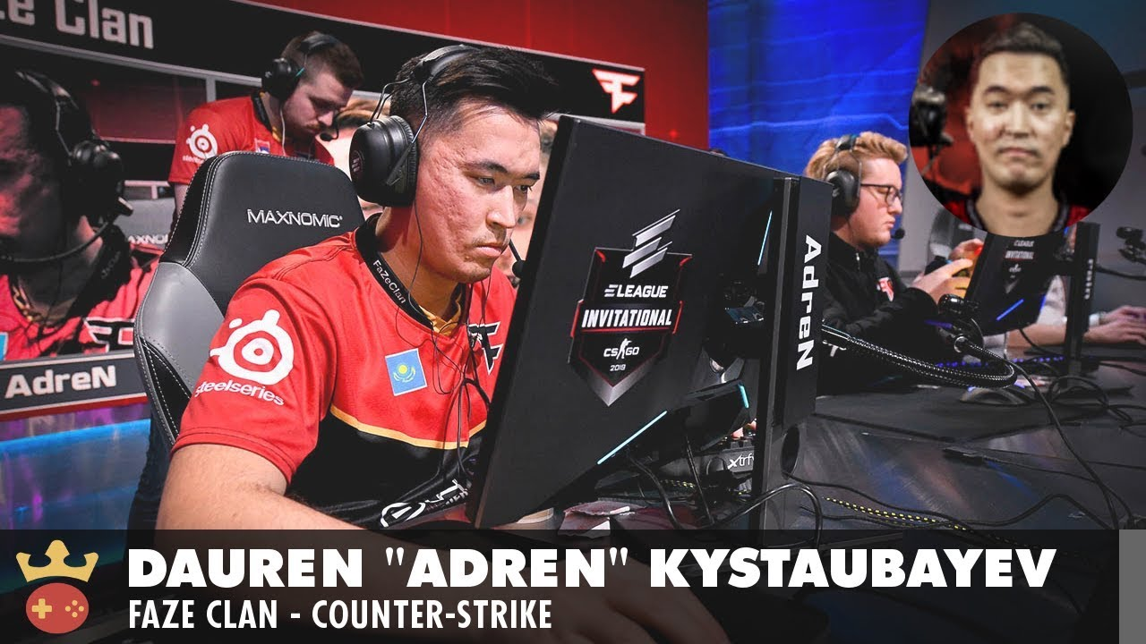 Video of Interview with FaZe Clan's AdreN at IEM Sydney 2019 (Audio is Low Quality)