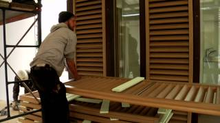 preview picture of video 'Final Cut - German Solar Container House (Casa Alemana) from Uruguay to the USA'