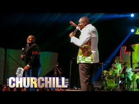 Ben Githae 'tano tena tibim Churchill remix'