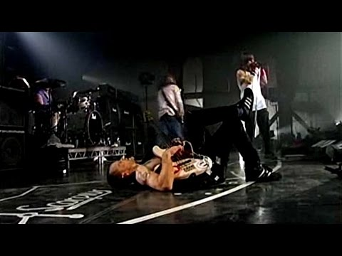 Red Hot Chili Peppers - Give It Away - Live in Copenhagen