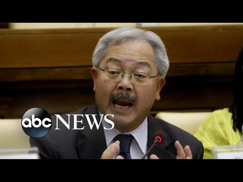 Mayor of San Francisco dies after collapsing inside grocery store