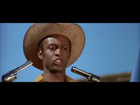 Blazing saddles - 45 years old today .