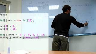 Урок 2 - Синтаксис языка - Java для тестировщиков