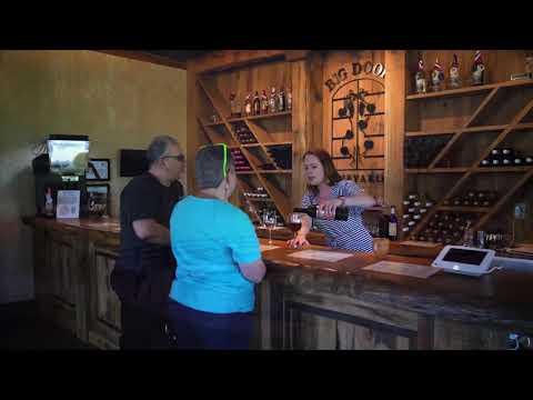 Image of Value Added Producer Grant: Big Door Vineyards