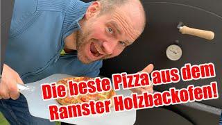 Megaleckere Pizza - aus dem Ramster Gotthard