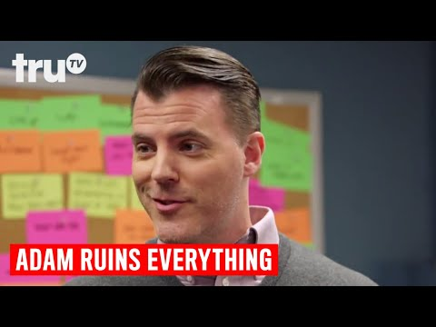 Adam Ruins Everything - Adam Likes Turtles (Mashup) | truTV