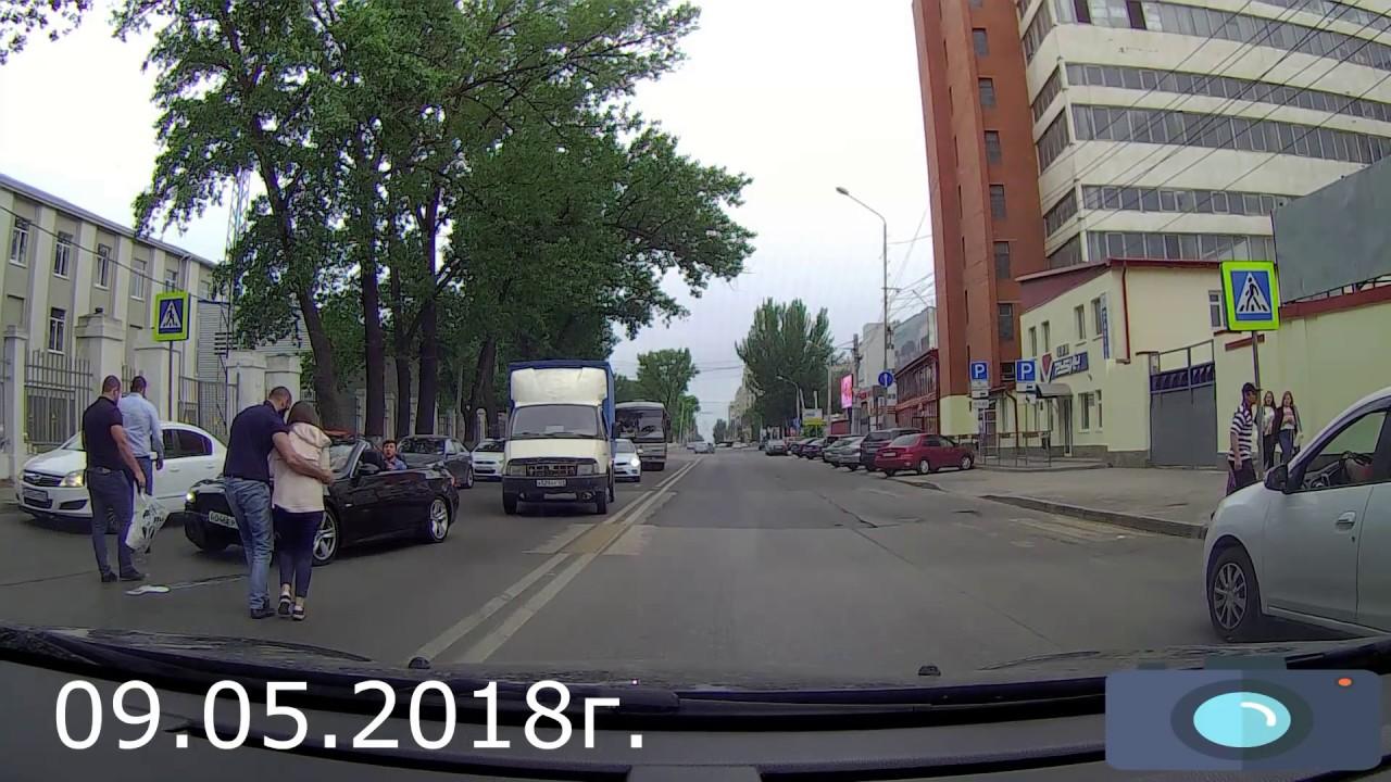 В Ростове-на-Дону сбили девушку на пешеходном переходе