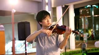 【莫文蔚 Karen Mok   慢慢喜歡你】熊仔提琴bearviolin小提琴Violin Cover20180629 大魯閣草衙道