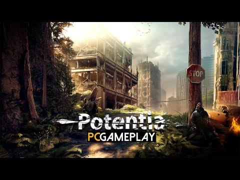 Gameplay de Potentia