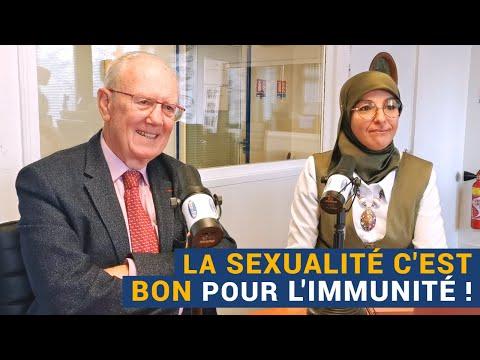 [AVS] La sexualité c'est bon pour l'immunité ! - Nadia El Bouga et Pr Henri Joyeux