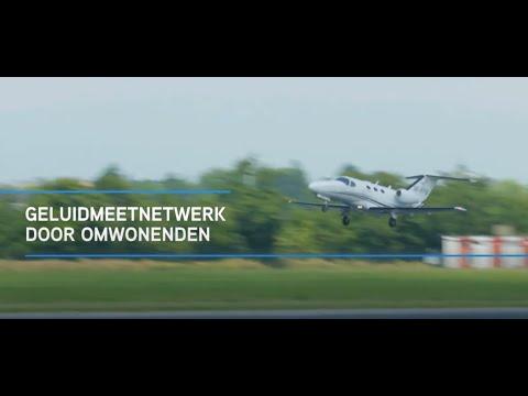 Onderzoek naar meetnet vliegtuiggeluid