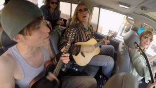 Little Feather - Cheap Thrills (Drive Thru Concert) (Sia Cover)